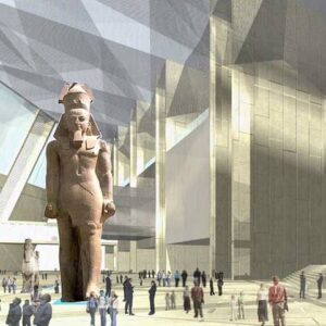 Grand Egyptian Museum Tour