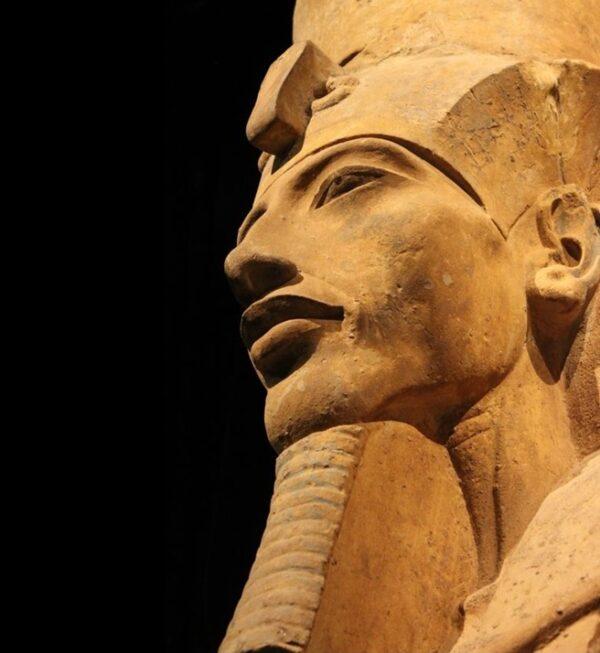 Egypte ontraadseld