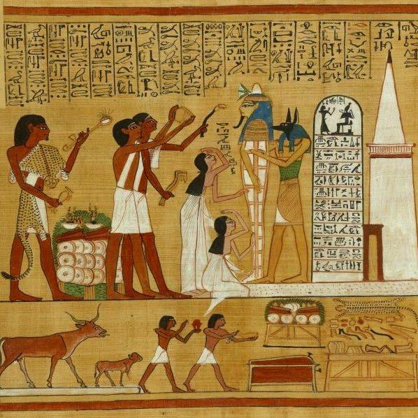 Leesgroep 'Egyptisch Dodenboek'