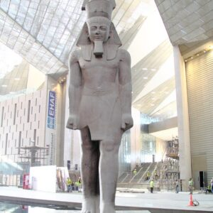 Masterclass Nieuwe musea in Egypte