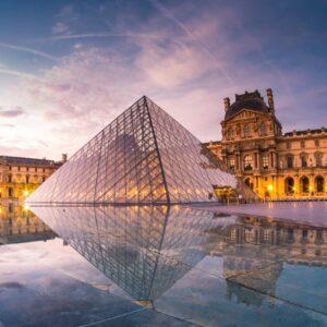 Egypte in het Louvre