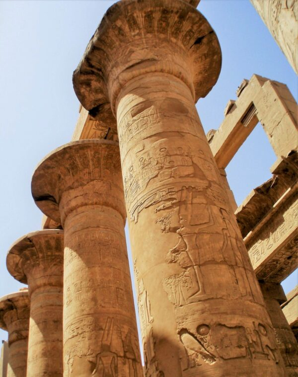 Guided Tour in Karnak 'The Residency of Amun'