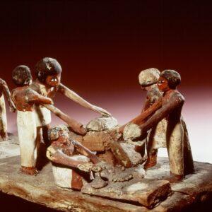 Online Historizon cursus Dagelijks leven in het Oude Egypte