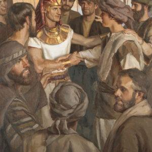 Vooraankondiging cursus Farao en de Israëlieten