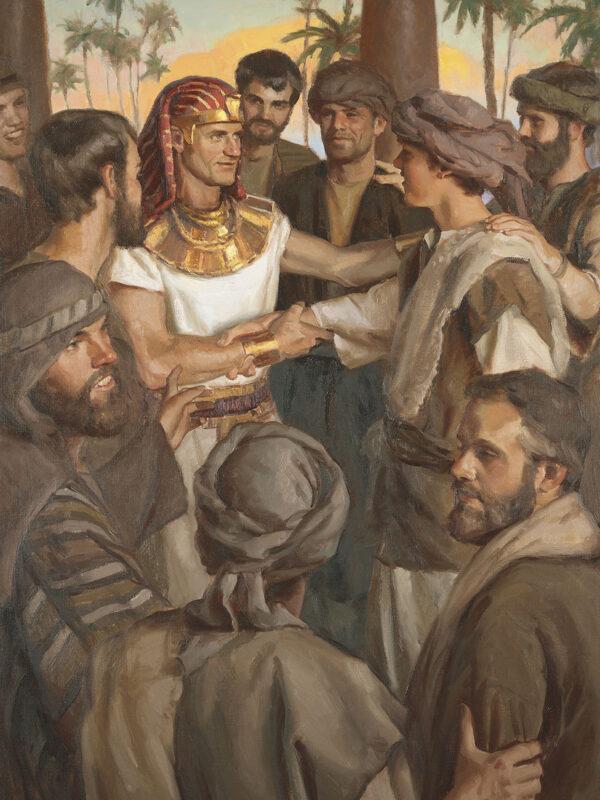 Farao en de Israëlieten – Crescas Amsterdam