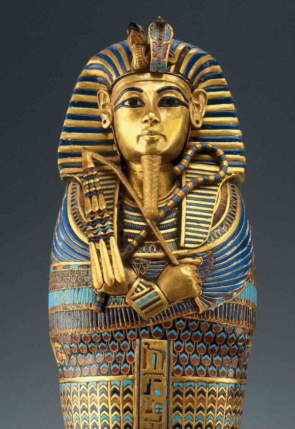 Guided Tour in the GEM 'Treasures of Tutankhamun' 11 am