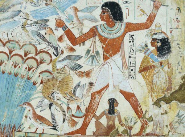 Lezing Vrijetijdsbesteding in het Oude Egypte