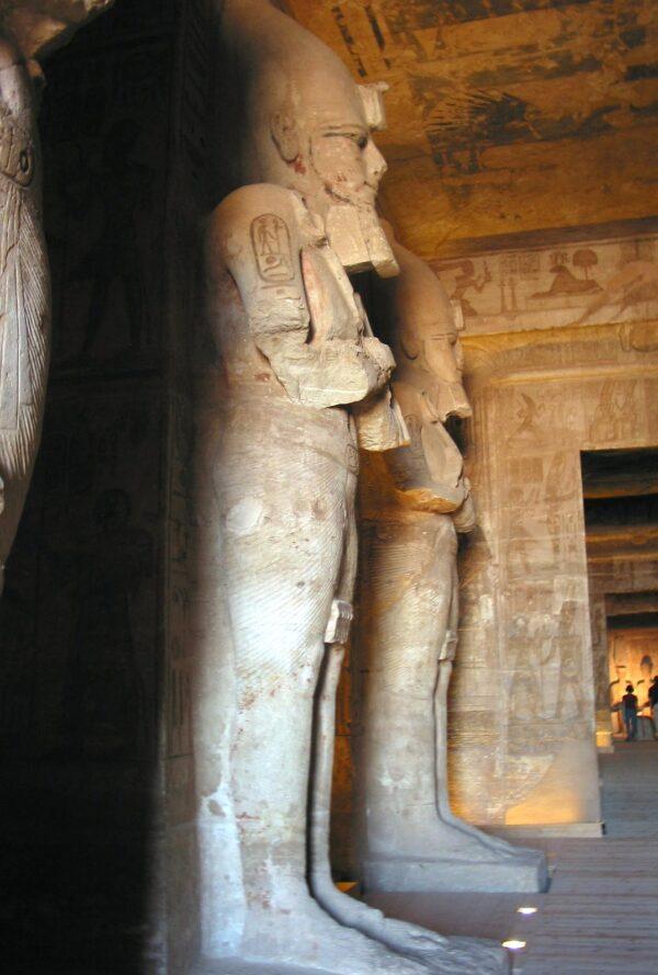Piramiden, tempels en graven