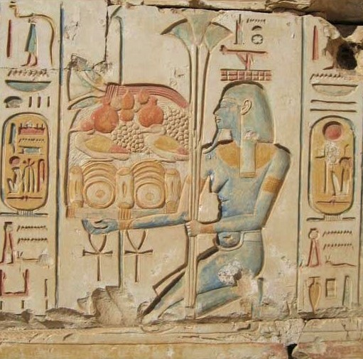 Guided Tour:  The cenotaph temple of Ramesses II