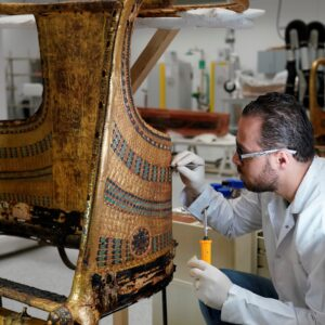 Masterclass Grand Egyptian Museum