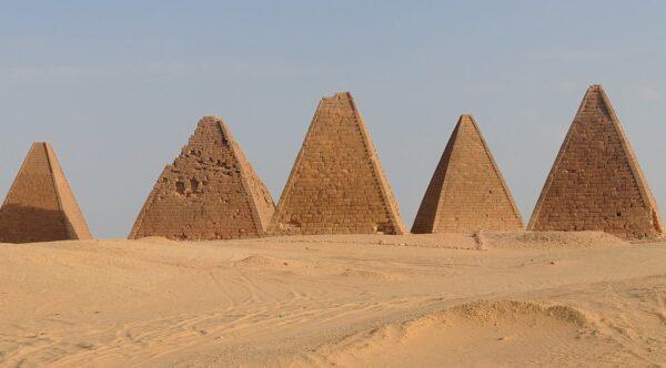 Lezing: Zwarte Farao's van Nubië