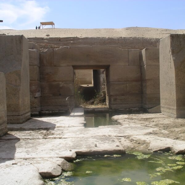 Guided Tour:  The temple of Osiris and the Osireion