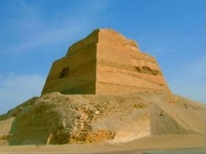 De piramide van Meidoem